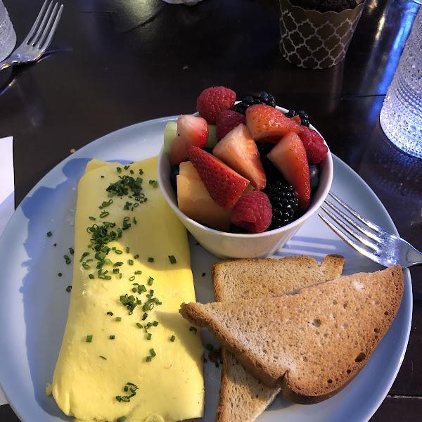 Farm omlette