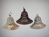 เหรียญพระพุทธชินราช รุ่น มาลาเบี่ยง ปี 20 วัดใหญ่ พิษณุโลก