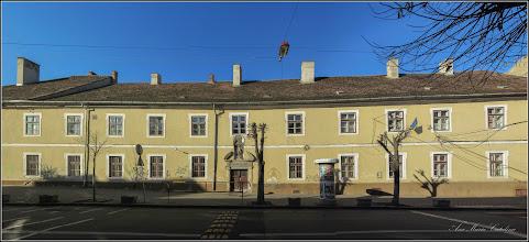 Photo: Cluj-Napoca - Str. Universitatiim Nr.10 - 2018.01.31  Seminarul Bathory - Apor, azi liceu - 1721-1727 - monument istoric