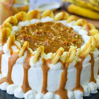 Banoffee Cake Recipe(Eggless)