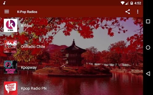 K-Pop Radios – Korean Pop Live! 10