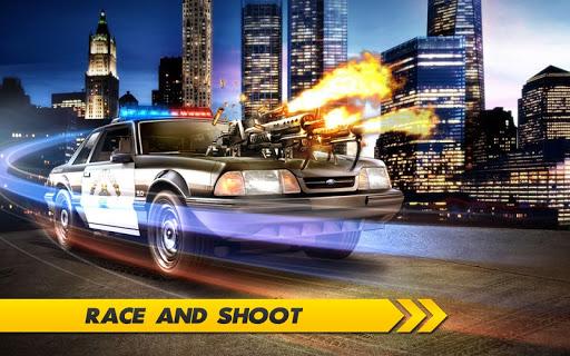 警察追车 3D