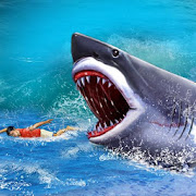 Shark Attack Game - Blue whale sim