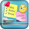 Personalized Sticky Notes App icon