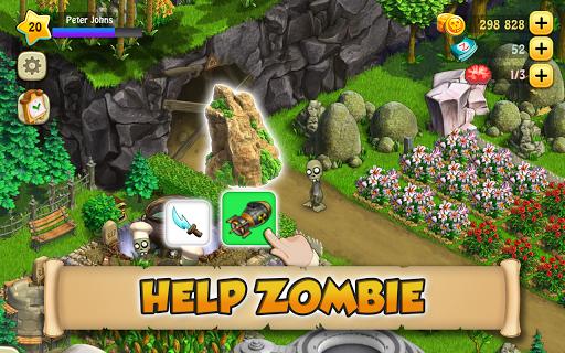 Zombie Castaways 4.14 screenshots 9