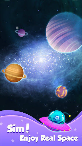 Tap Galaxy-Build your space world apkdebit screenshots 2