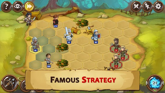 Braveland Heroes Mod Apk Download For Android and Iphone 1