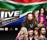 WWE LIVE SA - Sun Arena : Time Square South Africa
