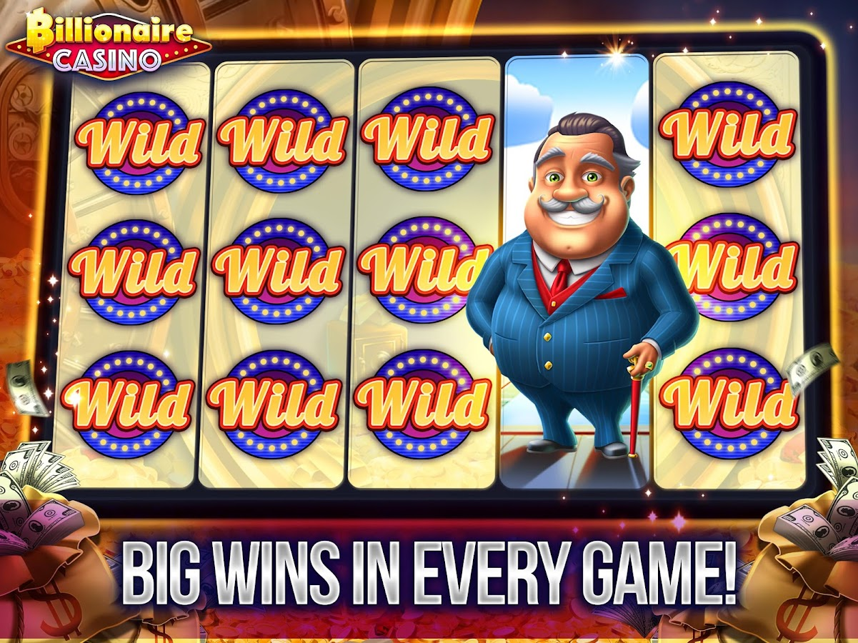 billionaire casino download