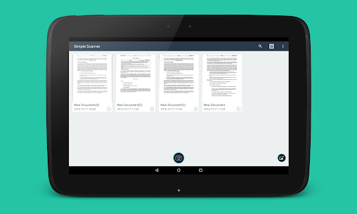 Simple Scan – Free PDF Scanner App Download For Android 9