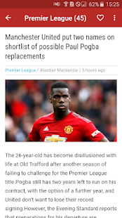 Manchester United News - Man United Daily News for PC-Windows 7,8,10 and Mac apk screenshot 5