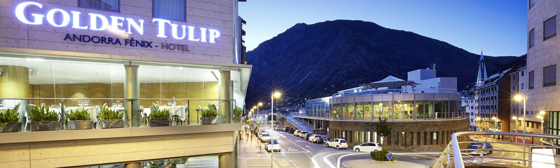 hoteles en Andprra