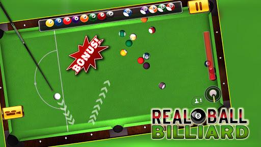 Real 8 Ball: Pool Billiards
