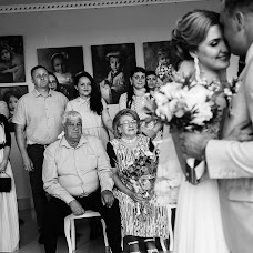 Wedding photographer Evgeniya Sharapina (ESharapina). Photo of 04.10.2018