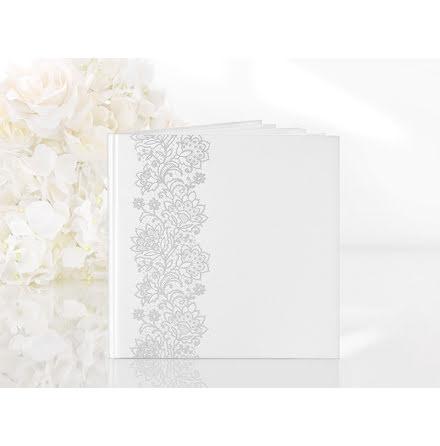 Gästbok - Blomster