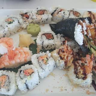 Sushi Recipes.