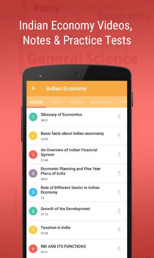 #1 GK App: Daily Current Affairs 2018, GK in Hindi 1.13 screenshots 14