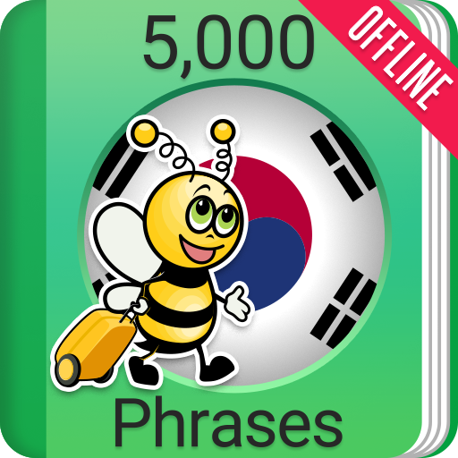 Learn Korean - 5000 Phrases