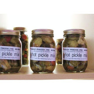 Hot Pickle Mix