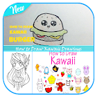 How to Draw Kawaii Drawings icon