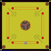 Carromboard game