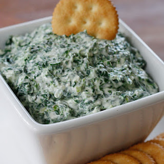 Light Spinach Dip Recipes