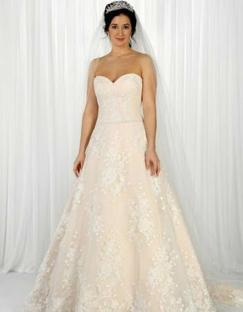 Alicia Wedding Dress - Richard Designs ... f4afe5347c1c