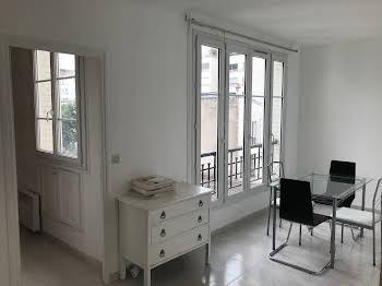 Appartement meublé 2 pièces 28,5 m2