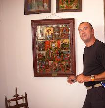Photo: Museo de Iconos en Ciocanesti