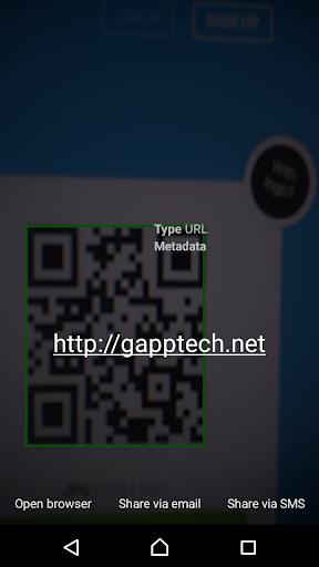 QR Code Generator screenshot 5