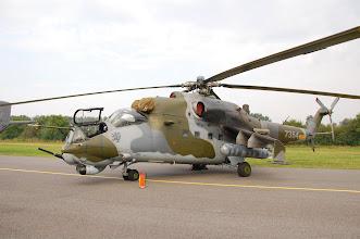 Photo: Śmigłowiec szturmowy Mi-24