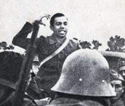 Miguel Hernández en el frente