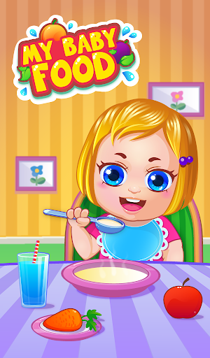 My Baby Food - Cooking Game  screenshots 13