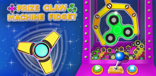 Prize Claw Machine Fidget Spinner for PC