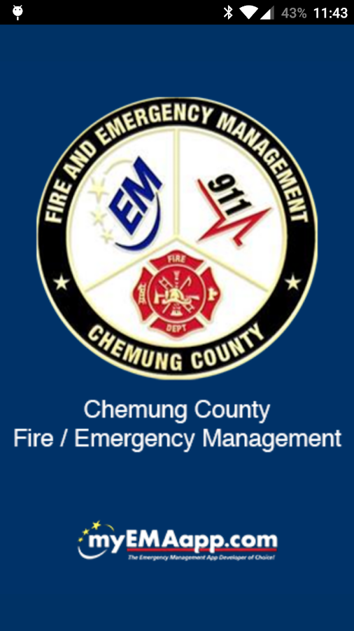 Chemung CO. NY Fire/EMA- screenshot