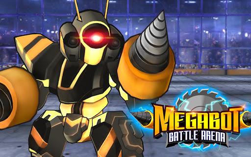 Megabot Battle Arena: Build Fighter Robot screenshots 16
