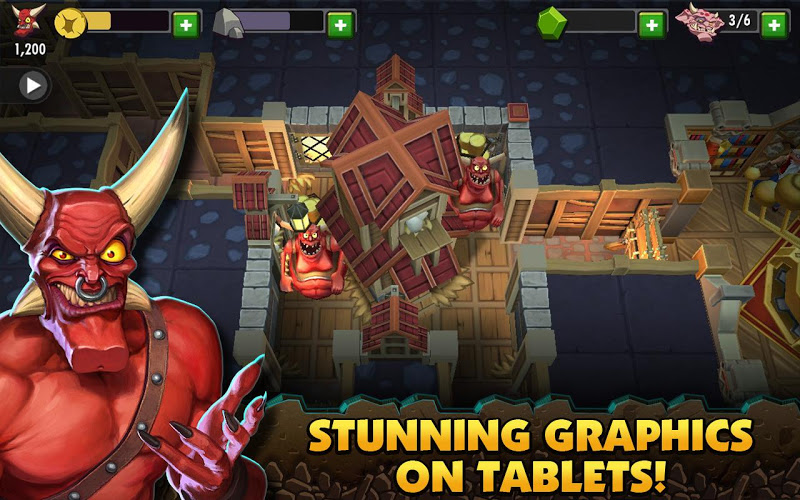 Dungeon Keeper Screenshot 5