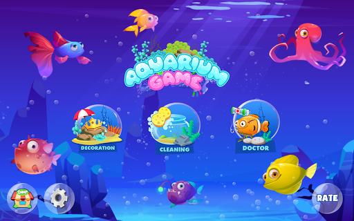 Aquarium Fish - My Aquarium Fish Tank screenshots 1