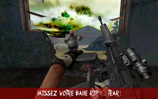 Dead Zombies Survival VR  captures d'écran 2