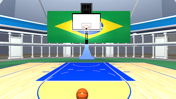 BASQUETE BASKETBALL VR FREE Android 1