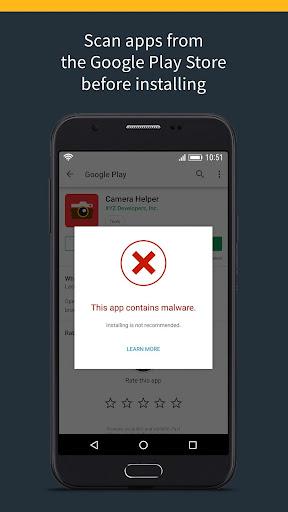 Norton Mobile Security screenshot 3