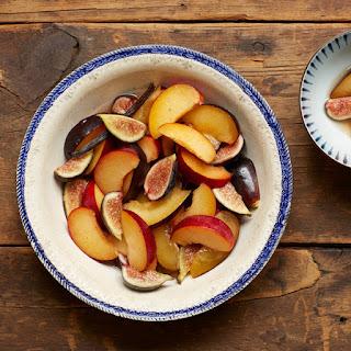Five-Spice Fall Fruit Salad