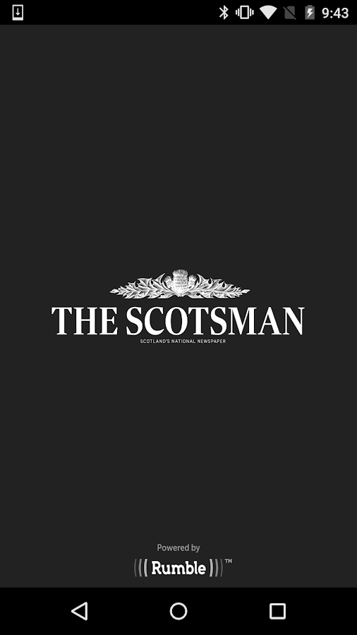 The Scotsman- screenshot