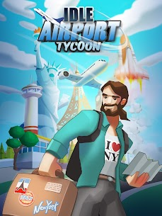 Idle Airport Tycoon – Tourism Empire Mod Apk Download For Android and Iphone 7