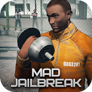 Mad Jailbreak: Prison Escape