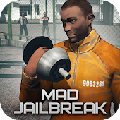 Mad Jailbreak: Prison Escape Android APK Download Free By Wild West Games
