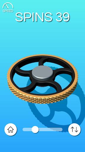 Fidget Spinner Designer  screenshots 2