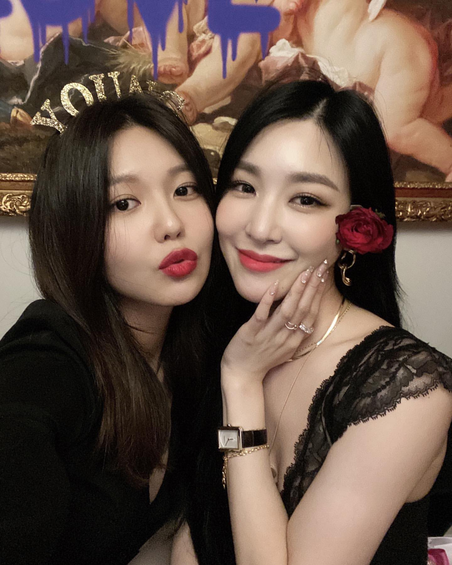 girls generation tiffany young sooyoung sooyoungchoi