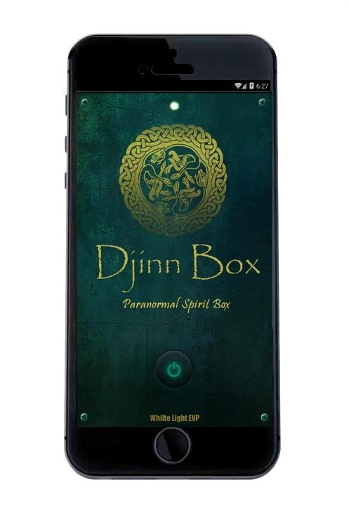 Djinn Box EVP Ghost Box android apps download