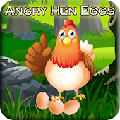 Angry Hen Eggs